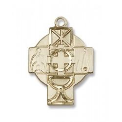 Gold Filled RCIA Pendant