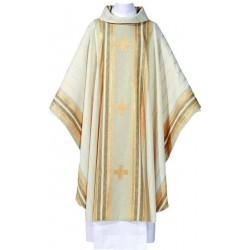 Chasuble-Macarius, cowl