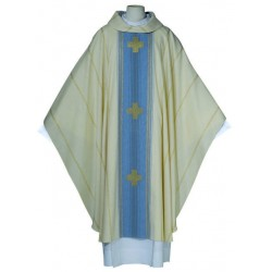 Chasuble-Anthony, cowl