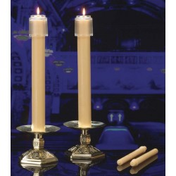 Altar Candles - Table Altar 51% Beeswax