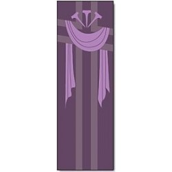 Lent, Nails and Shroud Banner