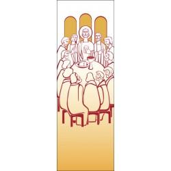 Last Supper Banner