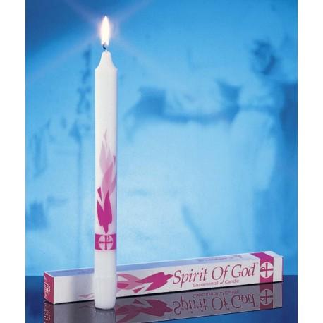 Sacramental Candle - Spirit of God