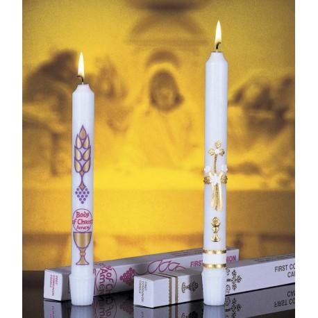 Sacramental Candle - First Holy Communion