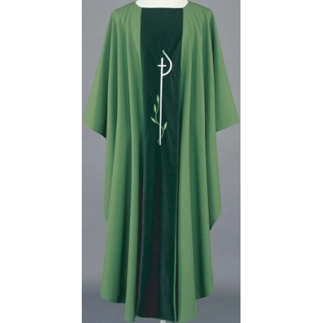 Swiss Embroidered Vestment