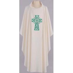 Embroidered Celtic Vestment