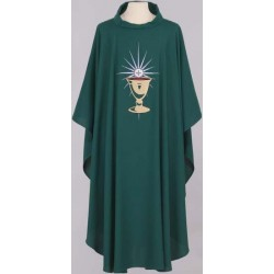 Embroidered Chalice Vestment