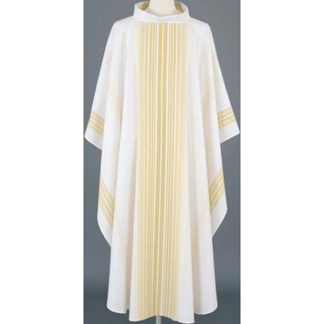 Striped Woven Vestment