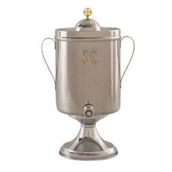 Bishop Urn for Holy Oil