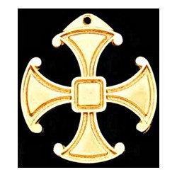 Canterbury Cross 1""