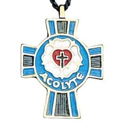 Luther Seal Acolyte Pendant