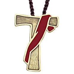 Tau Deacon Cross