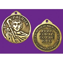 St. Patrick Faith Medal