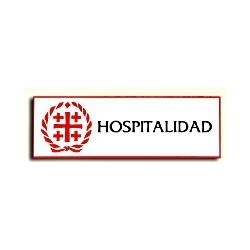Hospitalidad Badge