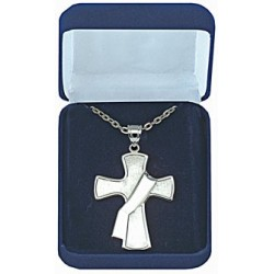 Deacon's Cross - Sterling Silver