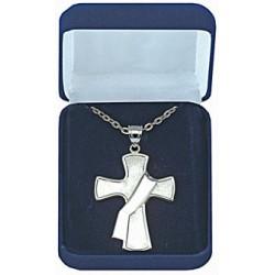 Deacon's Cross - Sterling Silver