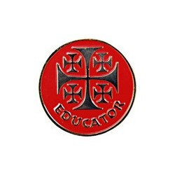 Educator Pin