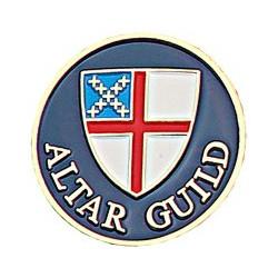 Episcopal Altar Guild Pin