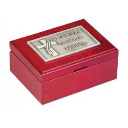 Deacon's Keepsake Box - New Size