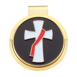 Golf Hat Clip - Deacon's Cross