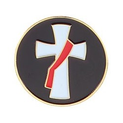 Golf Ball Marker - Deacon's Cross
