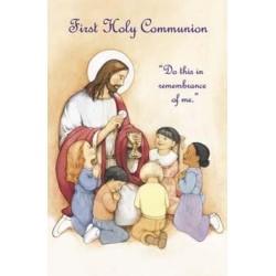 Communion Bulletin