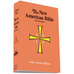St. Joseph New American Bible (Student Edition - Full Size)