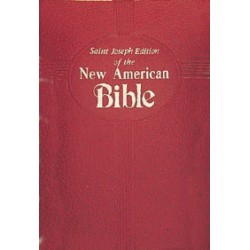 St. Joseph New American Bible (Revised Gift Edition - Medium Size)