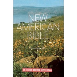 St. Joseph New American Bible (Student Revised Edition - Medium Size)
