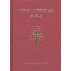 St. Joseph New American Bible (Giant Type Edition)