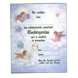 Kindergarten Certificate
