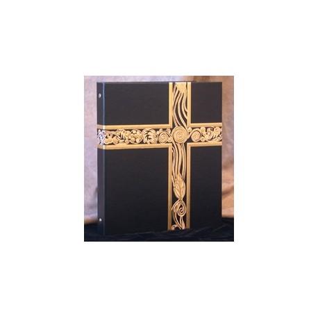 Liturgical Binder Black