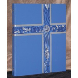 Liturgical Binder Blue