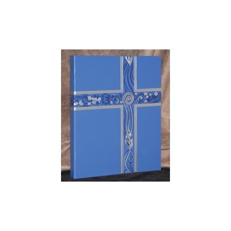 Liturgical Binder Blue
