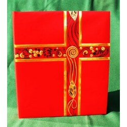 Liturgical Binder Red