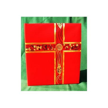 Liturgical Binder Red