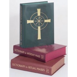 Weekday Lectionary Chapel Size Set of Three
