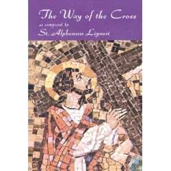 The Way of the Cross St. Alsphonsus Liguori (50/Box)