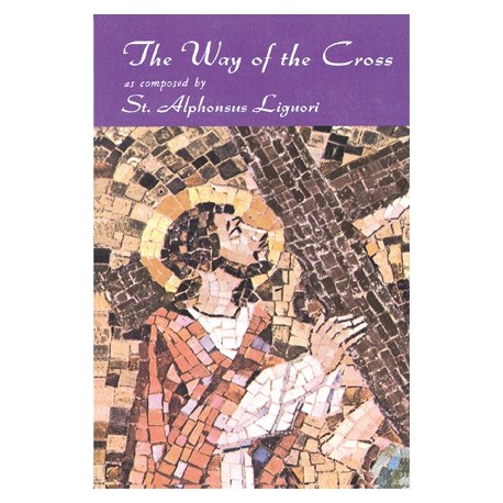 The Way of the Cross St. Alsphonsus Liguori (50/Box)