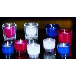 EZ Lite Four Hour Votive Candles