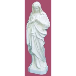 24 inch Immaculate Heart Of Mary