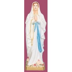 24 inch Our Lady Of Lourdes