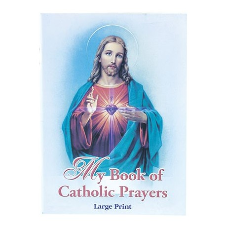My Book Of Catholic Prayers