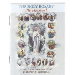 The Holy Rosary Book