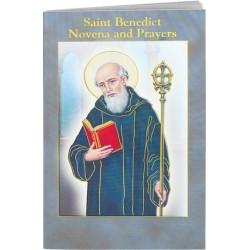 St Benedict Novena Book