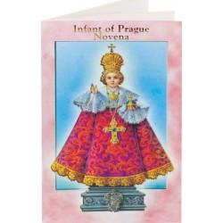 Infant Of Prague Novena Book