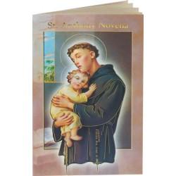 St Anthony Novena Book
