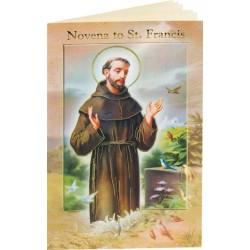 St Francis Novena Book