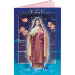 St Theresa Novena Book