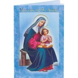 St Ann Novena Book